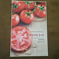 Nature Republic - Real Nature Mask Sheet (Tomato) 10 sheets uploaded by tamara b.