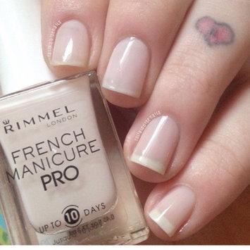 Rimmel Lasting Finish Pro Nail Enamel uploaded by Talia l.