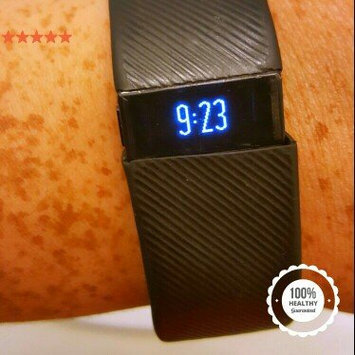 Photo of Fitbit - Charge Wireless Activity Tracker + Sleep Wristband (small) - Black uploaded by Anna G.