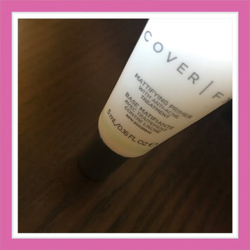Photo of Cover FX Mattifying Primer With Anti-Acne Treatment uploaded by Ebony L.