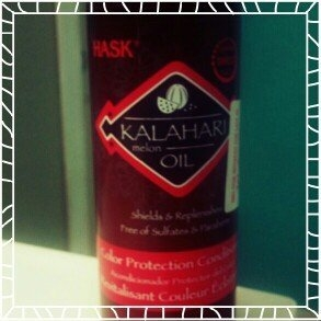 Hask Kalahari Color Protection Conditioner uploaded by ximena a.