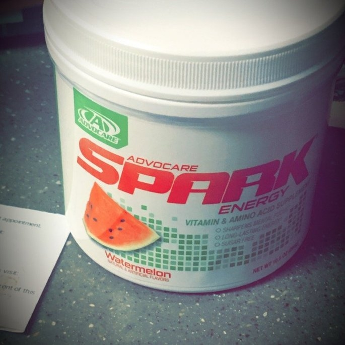 Advocare Spark Energy Drink uploaded by Melissa O.