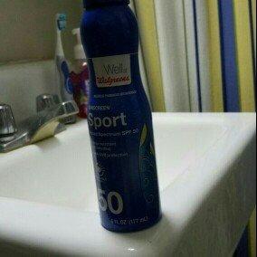Photo of Walgreens Sport Sunscreen Continuous Spray uploaded by Tanaysha E.