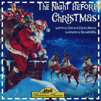 The Night Before Christmas (Hardcover) uploaded by C G.