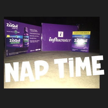 ZzzQuil Nighttime Sleep-Aid Liquid, Warming Berry uploaded by Brittany V.