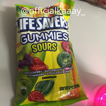Photo of LifeSavers Gummies Candy Sours uploaded by Khadijah M.