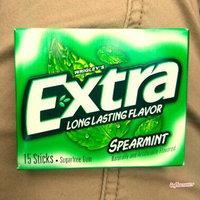 Extra Spearmint Sugar-Free Gum uploaded by Sydney S.