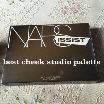 NARS NARSissist Cheek Studio Palette uploaded by Mrugya P.