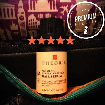 Photo of Theorie Argan Oil Repair Hair Serum uploaded by Ashley K.