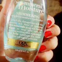OGX® Quenched Sea Mineral Moisture Shimmering uploaded by Maridania C.