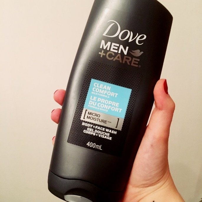 Dove Men + Care Body Wash uploaded by Kate S.