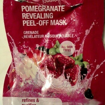 Freeman Feeling Beautiful Revealing Peel-Off Pomegranate Facial Mask, .5 fl oz uploaded by Jessie M.