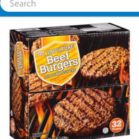 Murry's 100% Pure Beef Quarter Pound Beef Patties - 10 CT uploaded by Marisol H.