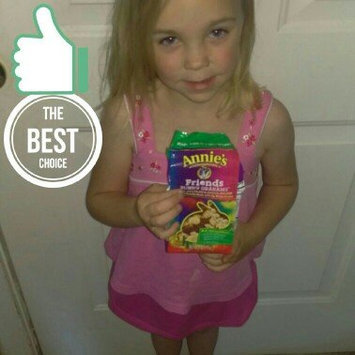 Photo of Annie's® Organic Bunny Graham Friends uploaded by AnnRanea H.