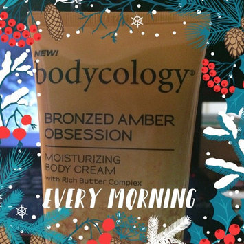 Photo of Bodycology Bronzed Amber Obsession Moisturizing Body Cream, 8 oz uploaded by Jennifer W.