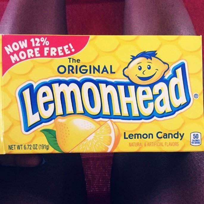 The Original Lemonhead uploaded by Jeseca B.