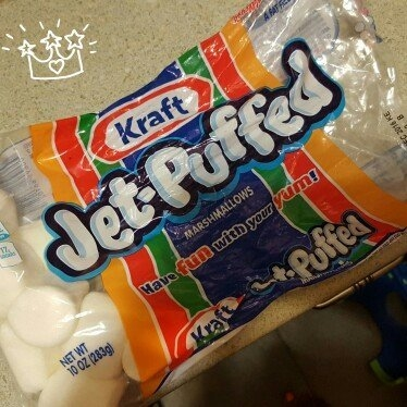 Kraft Jet-Puffed Marshmallows uploaded by Nadine M.
