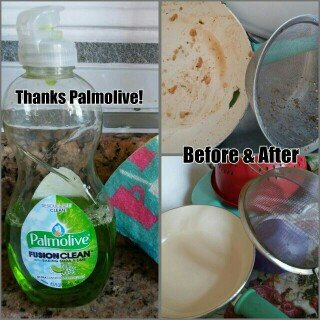 Photo of Palmolive® Ultra Fusion Clean™ with Baking Soda & Lime uploaded by Elizabeth Z.