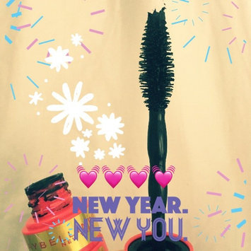 Maybelline Volum'Express Pumped Up! Colossal Waterproof Mascara uploaded by Camille D.