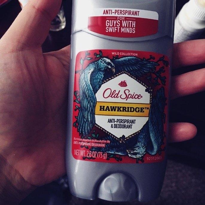 Old Spice Deodorant Hawkridge uploaded by Vlora J.