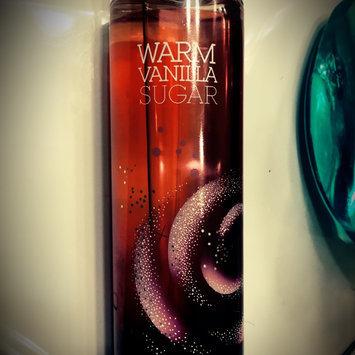Bath & Body Works Warm Vanilla Sugar Fine Fragrance Mist uploaded by Mary T.