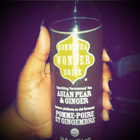 Kombucha Wonder Drink Asian Pear & Ginger, 14-Ounce (Pack of 12) uploaded by Angelica T.