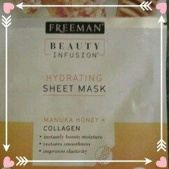 Photo of Freeman Beauty Feeling Beautiful Coffee & Chai Energizing Paper Eye Mask uploaded by Sandra D.
