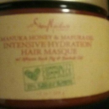 SheaMoisture Manuka Honey & Mafura Oil Intensive Hydration Hair Masque uploaded by Edith M.