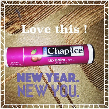 Photo of Chap Ice Cherry SPF-4 Lip Balm Stick, 24-Count uploaded by Katherine A.