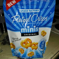 Pretzel Crisps® Minis Original uploaded by Rania Z.