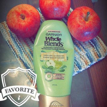 Photo of Garnier Whole Blends Green Apple & Green Tea Extracts Refreshing Conditioner uploaded by Jesy O.