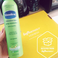 Vaseline Intensive Care Aloe Soothe Spray & Go Moisturizer 6.5 oz uploaded by Riley R.