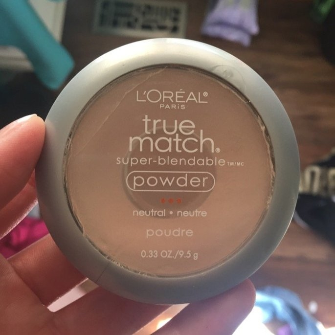 L'Oréal Paris True Match™ Mineral Foundation uploaded by Kylee B.