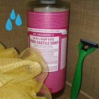 Dr. Bronner's Organic Pure Castile Liquid Soap Rose - 32 fl oz uploaded by Carol M.