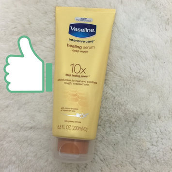 Photo of Vaseline Intensive Care Healing Serum Deep Repair uploaded by Silvia C.