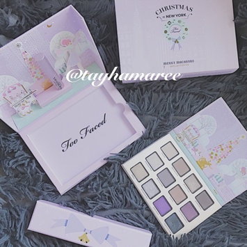 Too Faced Merry Macarons Holiday Set uploaded by Tayha D.