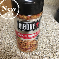 Weber Grill Seasoning Kickn Chicken, 5-Ounce (Pack of 4) uploaded by Estefania S.