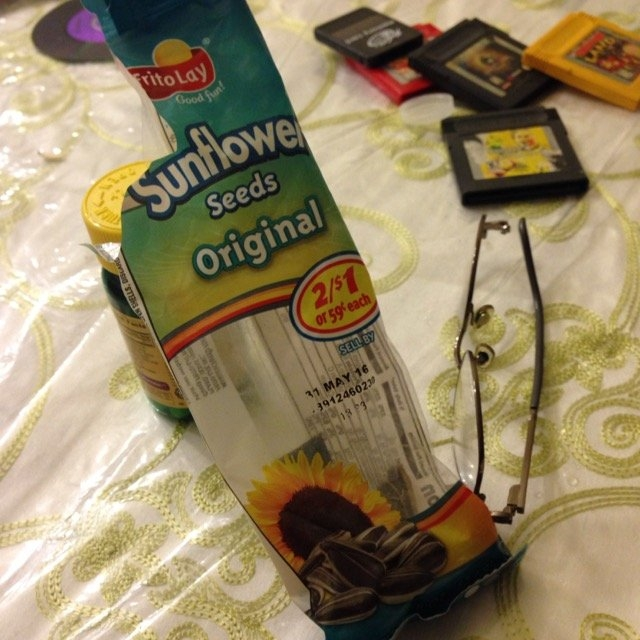 Frito Lay Sunflower Seeds uploaded by Jennifer P.