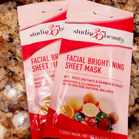 Studio 35 Fruit Enzyme Bamboo Sheet Mask uploaded by Elizabeth D.
