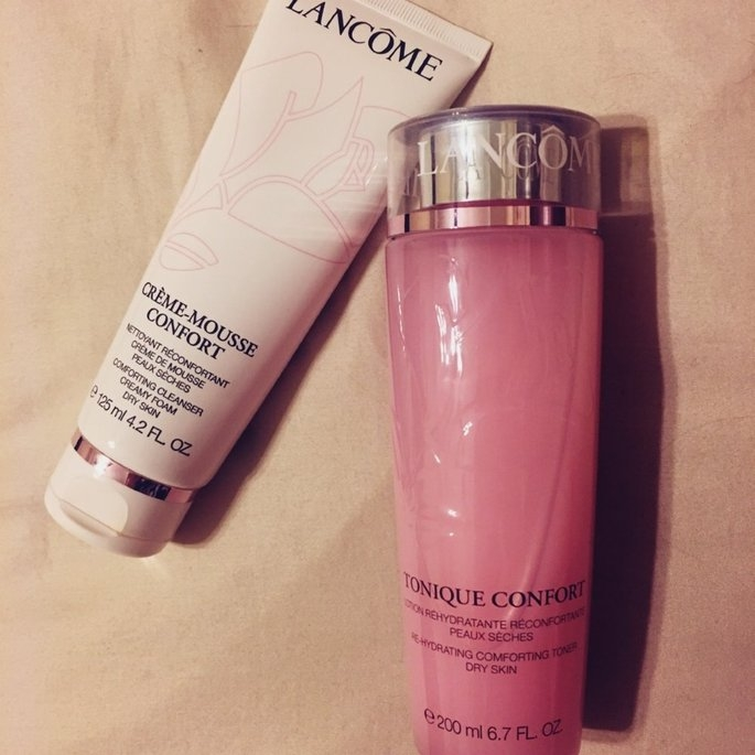 Lancôme TONIQUE CONFORT - Comforting Rehydrating Toner 6.7 oz uploaded by Camila C.