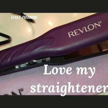 Revlon Perfect Heat Ceramic Straightener uploaded by Jenn B.