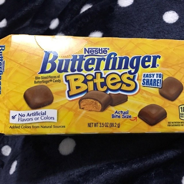 Butterfinger Candy Bar uploaded by Leah G.
