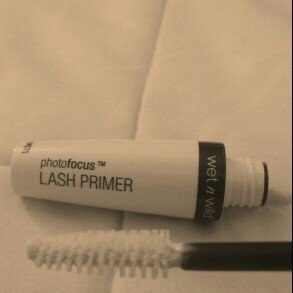 Wet 'n' Wild Wet n Wild Photo Focus Lash Primer, Committed a Prime, .27 oz uploaded by Cheyenne M.