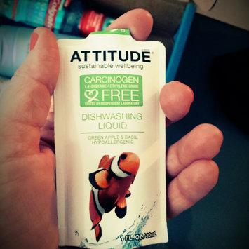 Attitude Dishwashing Liquid, Green Apple & Basilic, 23.7 fl. Oz uploaded by Kimmi S.