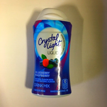 Photo of Crystal Light Liquid Drink Mix Blueberry Raspberry Flavor uploaded by Nikki L.
