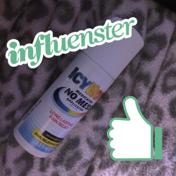 Icy Hot Medicated No Mess Applicator Maximum Strength Pain Relieving Liquid uploaded by Kam F.