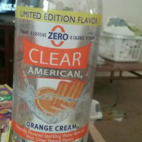 Clear American Orange Cream Flavored Sparkling Water, 33.8 fl oz uploaded by Kimberly H.
