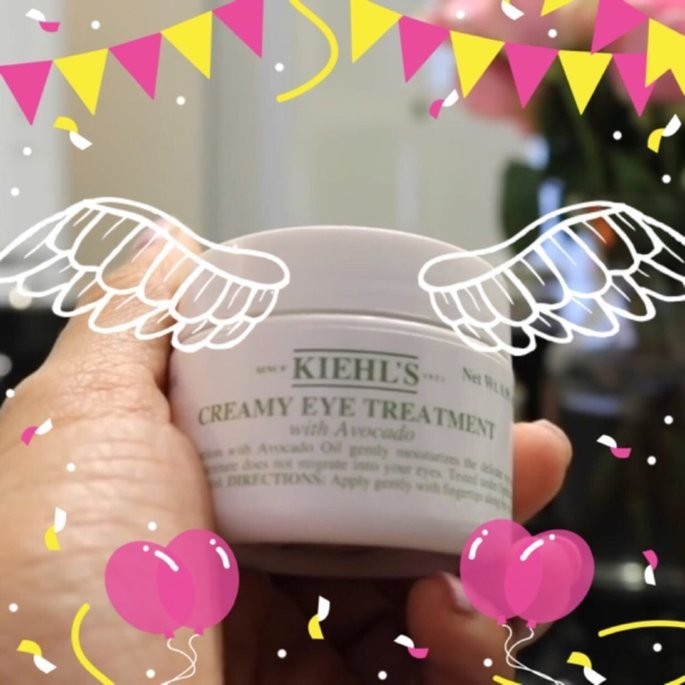Kiehls Creamy Eye Treatment with Avocado uploaded by Gab R.