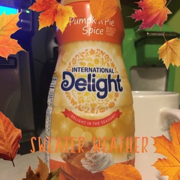 International Delight Creamer Pumpkin Pie uploaded by WebM D.
