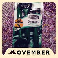 Schick Xtreme3 Men's Sensitive uploaded by Amber O.